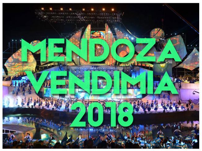 Risultati immagini per fiesta de la vendimia mendoza 2018