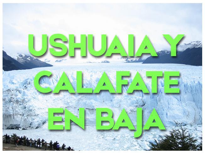 Ushuaia Calafate 2019 2020 Marcelo Gimenez Turismo
