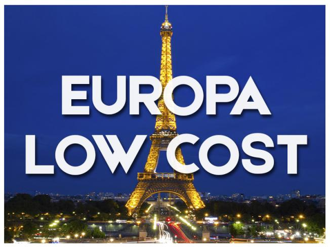 EUROPA LOW COST - 2018