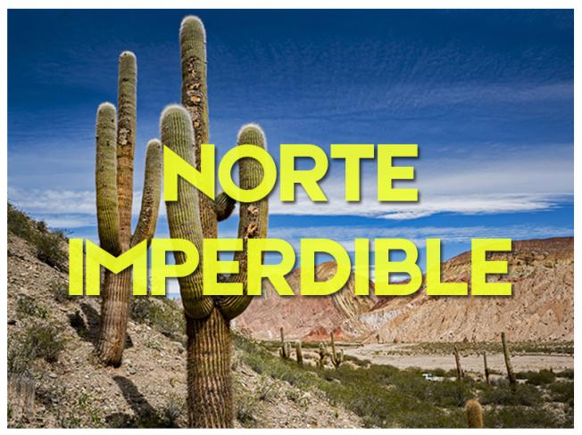 NORTE IMPERDIBLE - BAJA 2019