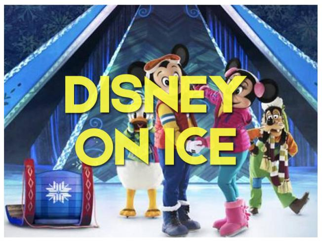 DISNEY ON INCE - INVIERNO 2019